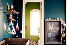 Nursery Ideas / by Joanna Gangel