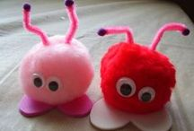 Valentine's Day Crafts / Valentine's Day crafts for your little ones.