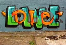S T R E E T A R T / A collection of street art that I happen to like