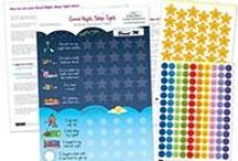 Toddler Sleep Problems / Helping you and your child establish a healthy bedtime routine.  / by Victoria Chart Company
