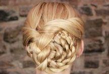 Hair ideas  / by Jennifer Meissner