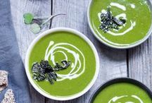 Soups + Stews Recipes / Soup + Stews + Broth + Chili