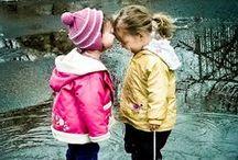 Facing Each Other / by Loretta Westin