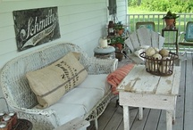 BACK PORCH LOVE / by Missy Martin