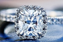 **All that Glitters ** / Beautiful engagement rings of all kinds, which one will be yours? <3