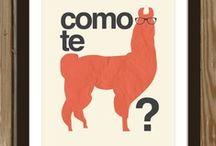 I llama ... / by Loretta Westin
