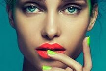 Nails and Lips / by Janine Mijango