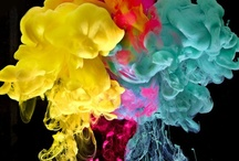 Specking through  colors! / Life is about colors! / by Vania Coutinho-Ochoa