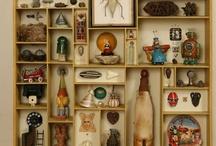 wunderkammer / inside the cabinet of curiosities