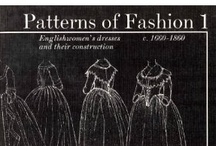 Books: sewing and costuming