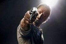 The Walking Dead / Rick | Daryl | Carl | Glenn | Carol | Maggie | Michonne