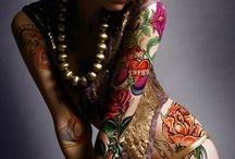 Tattoo / by Vania Coutinho-Ochoa