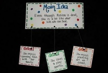 Main Idea & Supporting Details / by Breann Prince