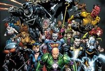 DC Comics Villians / Joker | Riddler | Catwoman | Cheetah | Deathstroke | Sinestro | Poison Ivy | Two-Face | Mr Freeze | Solomon Grundy | Darkseid | Brorherhood of Dada | Bizarro | Killer Moth | Dr. Light | Lex Luthor | Yellow Lanten Corps | Ra's Al Ghul | Doomsday | Zsasz | Anti Monitor | Reverse Flash | Black Adam | Deadshot | Hush | Bane | Ultraman | Scarecrow | Harley Quinn / by Esa Miettinen
