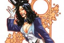 Zatanna / Mistress of Magic