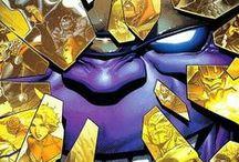 Marvel Universe Villians / Galactus | Hobgoblin | Green Goblin | Venom | Blastaar | Mysterio | Spiral | Red Hulk | Executoner | Enchantress | Goblin Queen | Dr. Doom | Elektro | Bullseye | Thanos | Juggernaunt | Kang | Nimrod | Taskmaster | Carnage | The Dark Avengers | Daken | Sentinels | Mojo | Loki | Red Skull | Rhino | Iron Patriot | Kingpin | Omega Red | BlackHeart