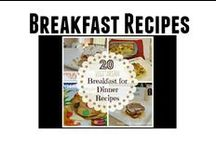 Breakfast Recipes / by LaVonne Long