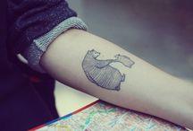Tattoo / Ink i like / by Roy Van den Berg
