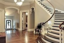 Entryways & Foyers / Design ideas for foyers and entrances for your home. / by Home Channel TV