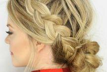 Beauty/ Hair/ Make-up / by Jennifer Flamang