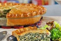 Quiches and Savory Pies