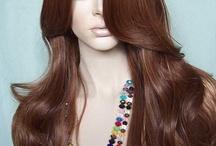 50/50 Human Hair/Futura Wigs