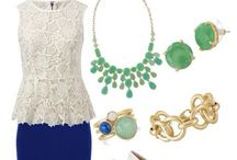 Style File / As a Stella & Dot stylist I get to play with accessories everyday. Here are some ideas of how I wear…or wish to wear…all my bling.