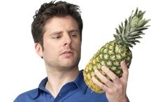 50 Pineapples for Psych-Os / For a fellow Psych-O's 50th birthday, I'm hosting an all-out Psych Final Season Premier Party. Hopefully I can whip something together out of all of these amazing ideas! / by Hannah Bartlett