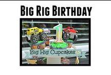 Big Rig Birthday / by LaVonne Long