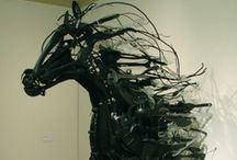 Equine Art / Images of equine artists' work that make my heart sing...  <3