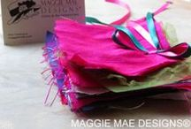 Behind-the-Scenes at MAGGIE MAE DESIGNS® / What life is like behind-the-scenes at the MAGGIE MAE DESIGNS® studio on Cape Cod. Join us for an inside look at the fascinating creative world of custom millinery with couture milliner, Sally Faith Steinmann.