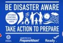 September is National Preparedness Month / Being prepared for emergencies begins with organization. This board features tips from Ready.org, NAPO members and chapters, and local events to help you be aware and prepared! / by NAPO National