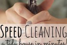 Cleaning ideas / by Doug Brand