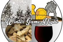Winter Game Night / by Hannah Bartlett