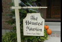 Halloween Decorations / Fun Halloween Decorations for your home / by It's Written on the Wall