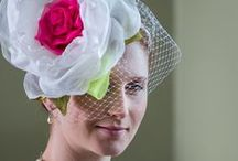 The Rosie Signature Hat Collection / To celebrate Saratoga's 146th summer meet we are debuting the Rosie Signature Hat Collection that benefits Old Friends Thoroughbred Retirement facility in KY! Special thanks to Rosie Napravnik for being the inspiration for the new collection, EquiSport Photos www.equisportphotos.com for the stunning photos of Rosie modeling the new collection at Keeneland, and Bella Rose Boutique for Rosie's beautiful dresses! See all the hats at http://www.maggiemae.com/RosieSignatureHatCollection.htm
