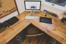 Office/scrapbook room