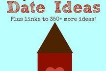 Date ideas ♥