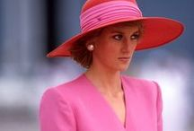The Royals and their Fascinating HATS! / The Royals and their amazing hat styles, over the years...