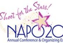 "#NAPO2015 Annual Conference / http://2015.napo.net    You won't want to miss the premier gathering of organizing and productivity professionals from around the world - NAPO2015! ""Shoot for the Stars"" during 4 extraordinary days of world-class education, networking and good times with hundreds of your peers in Los Angeles, CA from April 15-18, 2015 at #NAPO2015."