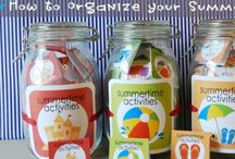 DIY Organization / Let's Get Organized!  You'll find all kind of tips and tricks to make your life easier and organized!