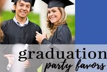 Graduation Party Ideas Gifts / Graduation party ideas, party favors and gift ideas / by It's Written on the Wall