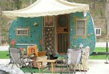 Not all who wander are lost / Let's go glamping!!