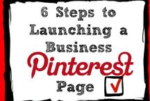 Grow your Business with Pinterest / Tips, ideas and anything relating to how Pinterest can help you grow your business.