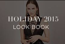 Holiday 2015 Look Book / by INTERMIX