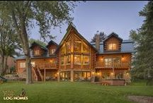 6,412 Sq.Ft. Lakehouse Luxury Home / This spectacular home is built on a lake and has a lower garage (motor sports workshop).  Plan Name: Lakehouse 4166AL 6,412 sq.ft. including the finished basement