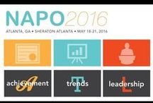 #NAPO2016 Annual Conference and Organizing Exposition / Join us for four extraordinary days of world-class education, networking and good times with hundreds of your peers at the energizing, enlightening and inspiring event that is NAPO2016! http://2016,napo.net  Make plans now to join the National Association of Professional Organizers (NAPO) in Atlanta, GA from May 18-21, 2016 at the Sheraton Atlanta.  / by NAPO National