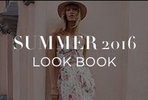 Summer 2016 Look Book / by INTERMIX