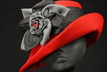 Hats for the Preakness / Lovely hats created by MAGGIE MAE DESIGNS® that make perfect toppers for the Preakness Stakes!