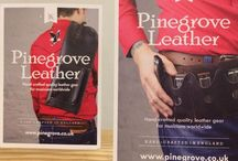Pinegrove Leather Values / Behind the scenes at Pinegrove Leather, with making techniques, workshop photos, meet the makers & more!